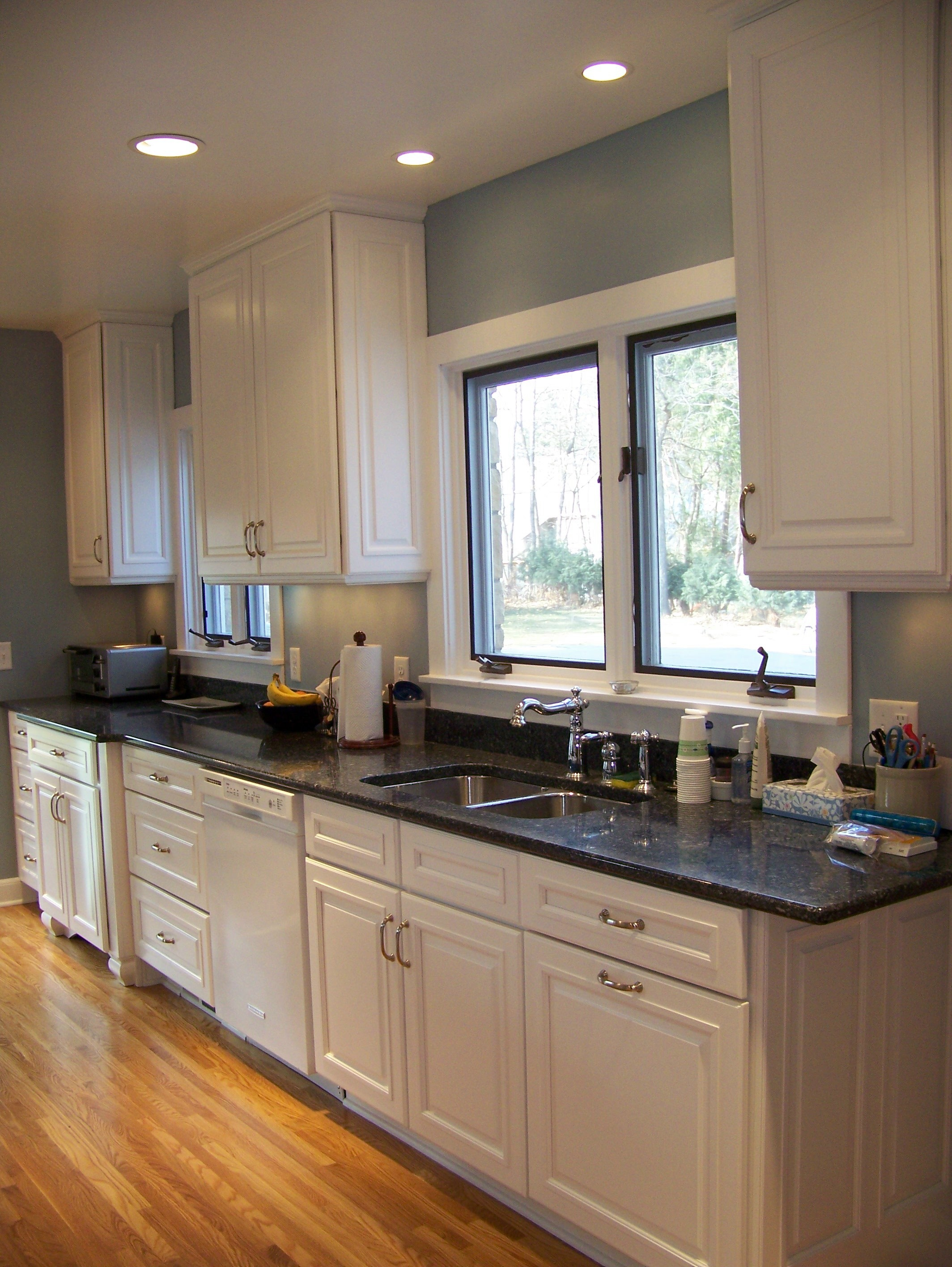 Newly remodeled kitchen photos schmidt homes for Kitchen remodel images