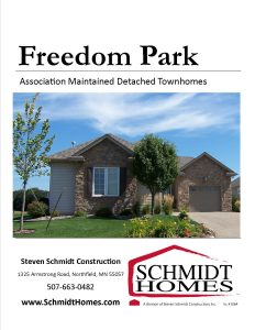 Freedom Park flyer p1