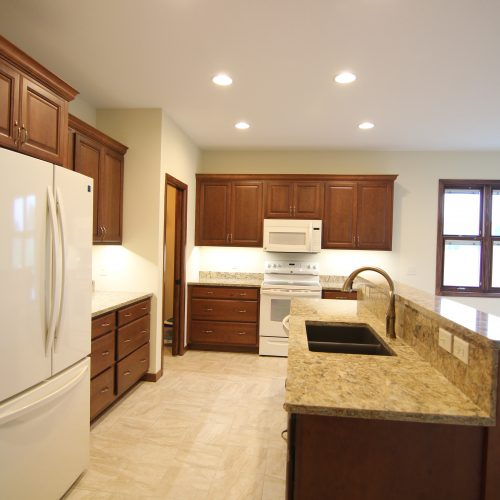 Northfield Townhome, Kitchen, Great Room