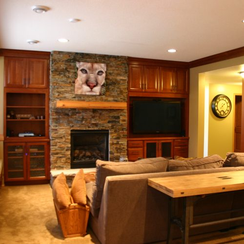 Townhome Basement